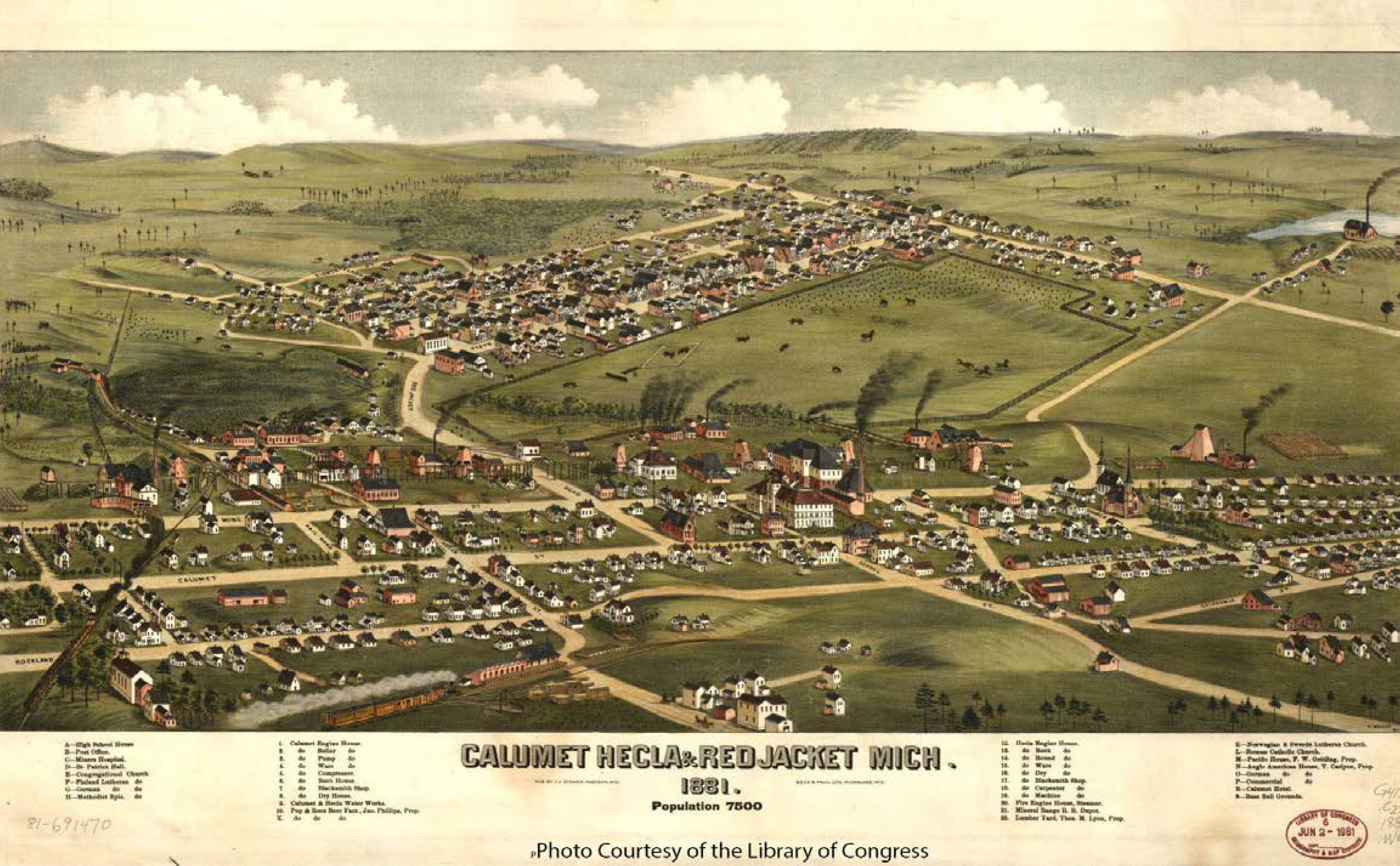 Calumet Visitor Center Lesson Plans