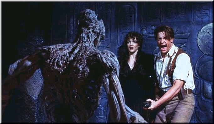 Image result for the mummy rick o'connell