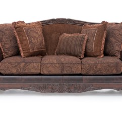 Durablend Sofa Plaid And Loveseat Set Ripley Ashley 3 Cuerpos