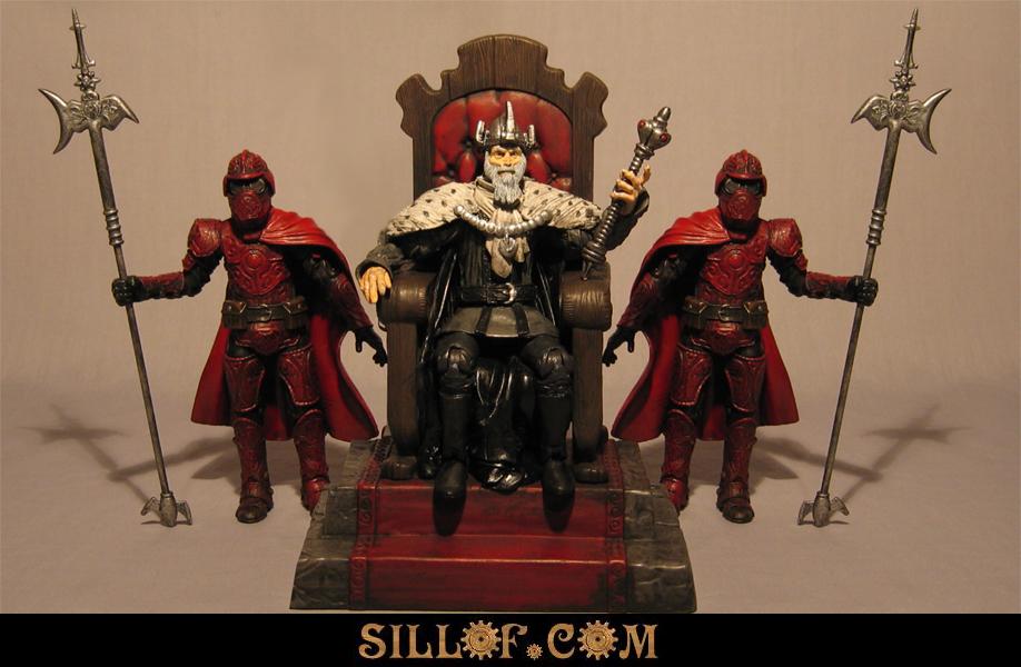emperor&guards