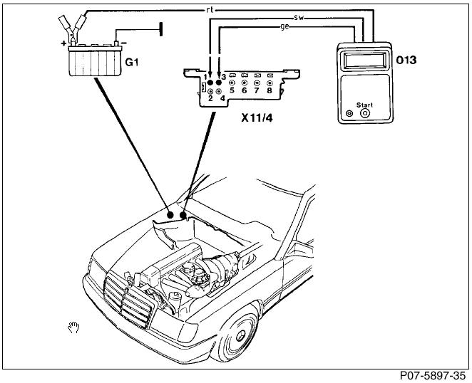 Mercedes Wiring : 2009 Mercedes C300 Fuse Box Diagram