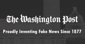 Afbeeldingsresultaat voor washington post fake news