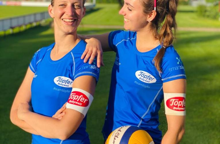Dingolfinger Beach-Volleyballerinnen für Deutsche Meisterschaft qualifiziert