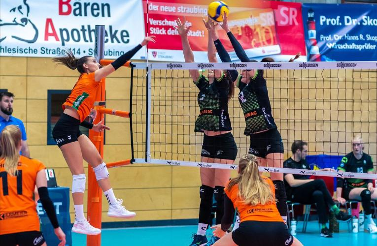 Niederbayern Derby in Straubing