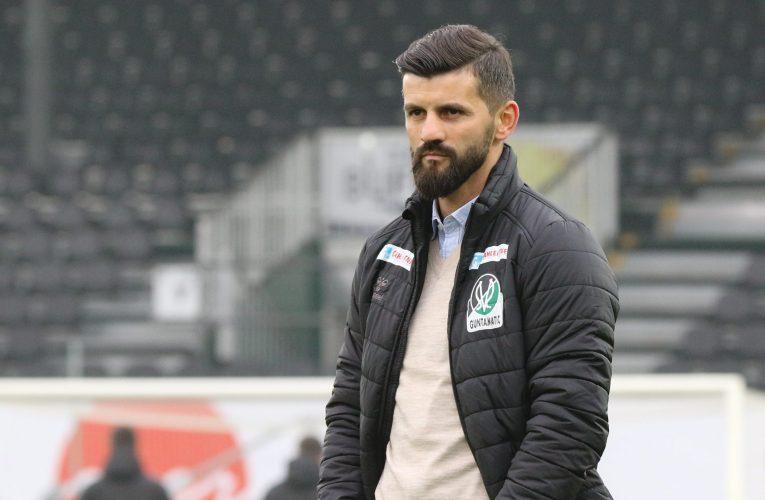 Österreichischer Bundesligist stellt Trainer Muslic vor