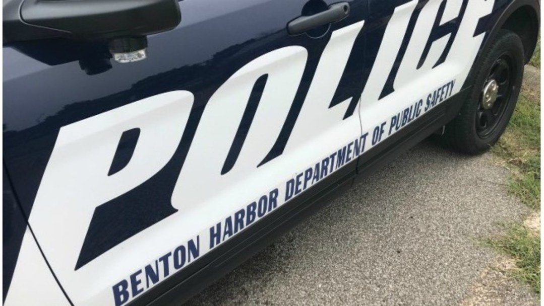 Benton Harbor Police Department Cruiser