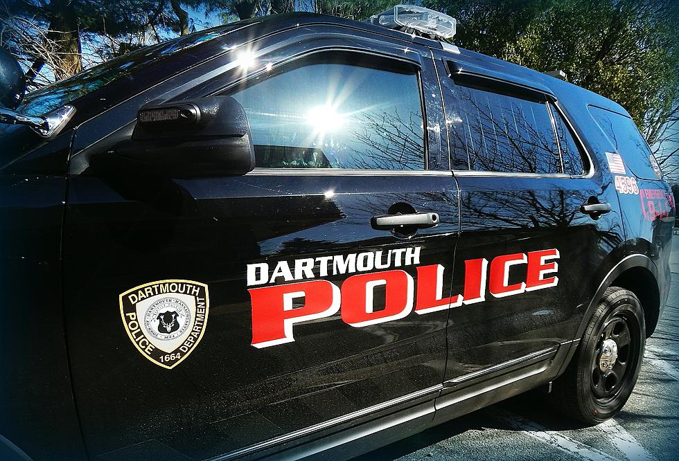 Dartmouth Police Cruiser