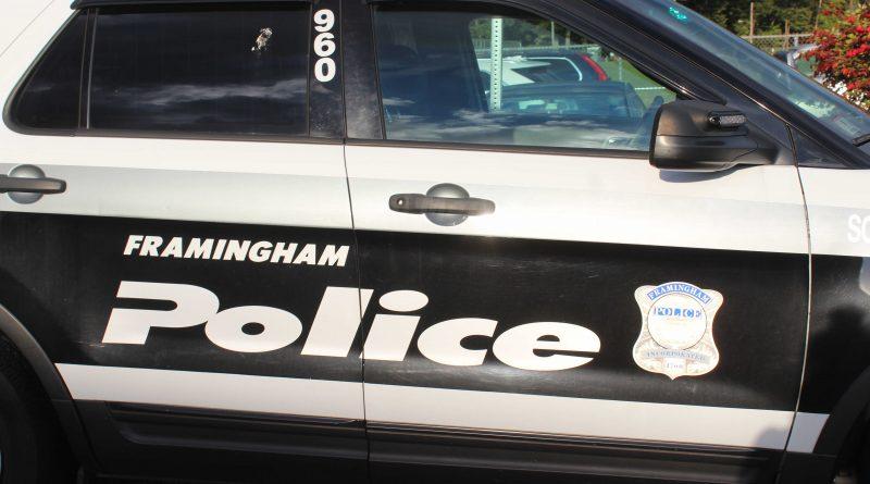 Framingham Police Cruiser