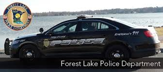 Forest Lake Police Department cruiser