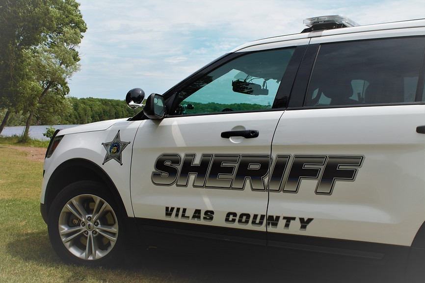 Vilas County Sheriff anonymous tip system