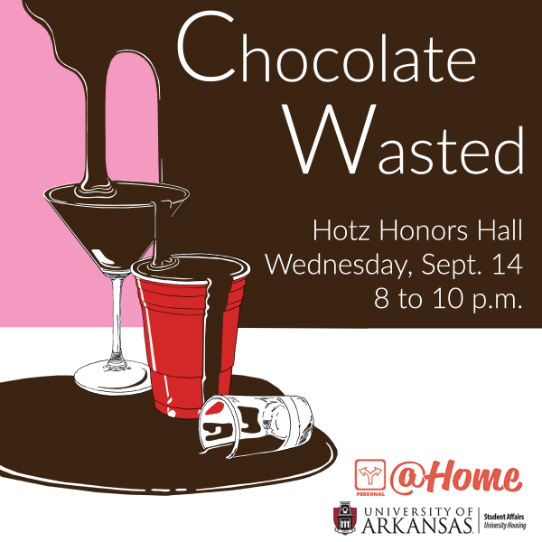 Chocolate Wasted Makes Alcohol Education Delicious