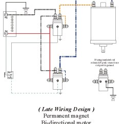 Atv Winch Contactor Wiring Diagram 1984 Chevy Truck Relay Great Installation Of Help