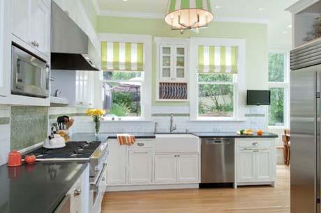 แต่งห้องครัว ให้สวยทันสมัยน่าใช้งาน