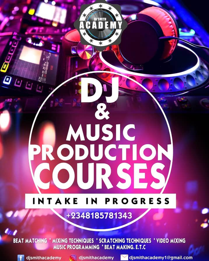 SPONSORED: Enroll Today For Dj & Music Production Courses At Dj Smith Academy (See How)