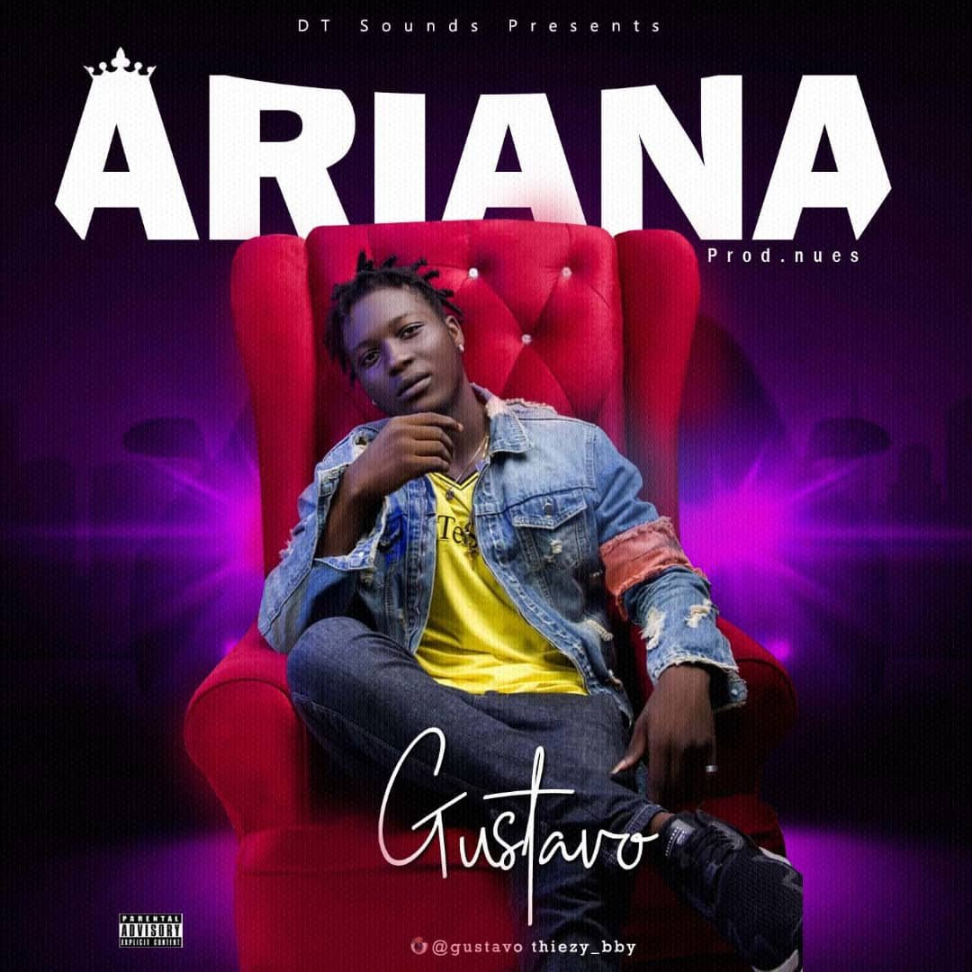 MP3: Gustavo - Ariana (Prod. Nues)