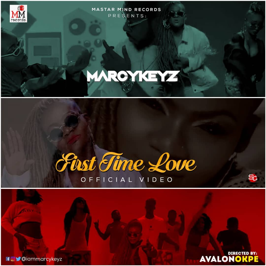VIDEO: Marcykeyz - First Time Love | @iammarcykeyz