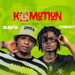 Davo Ft T west – Komotion