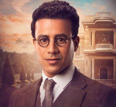 الممثل المصري أحمد داود