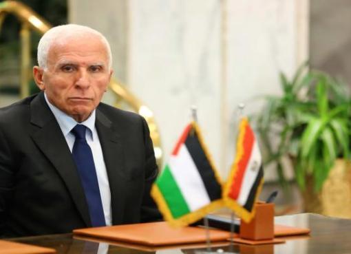 الأحمد عضو اللجنة المركزية لحركة فتح