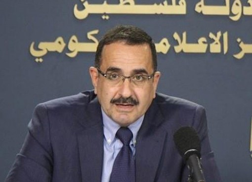 ظافر ملحم رئيس سلطة الطاقة الفلسطينية