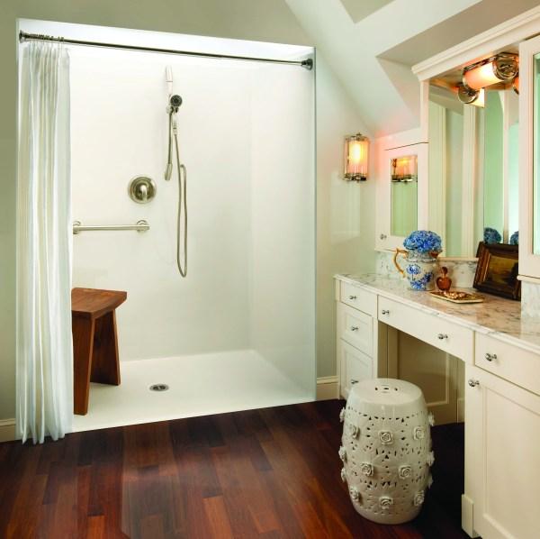 Accessible Shower Pans Prefab