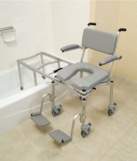 Getting In & Out of the Bathtub: Benches, Lifts, and