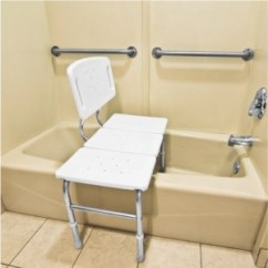 Transfer Bench Shower Chair Comfortable Desk Bathtub Guide: The Basics | Homeability.com
