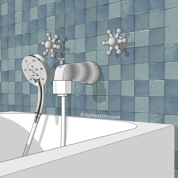 Handheld Showerhead Guide The Basics
