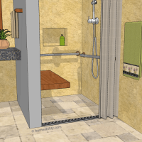 Trench Drain for Accessible Showers: The Basics