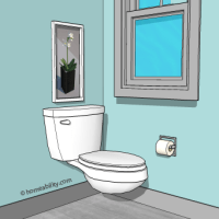 Accessible Toilets & Toilet Equipment: The Basics ...