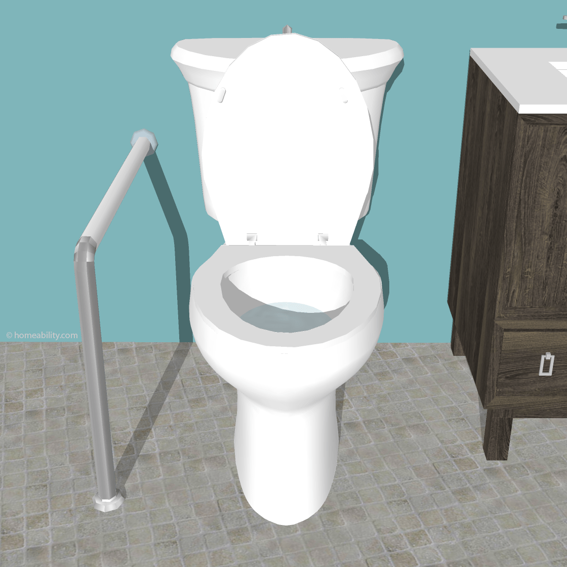difference between shower chair and tub transfer bench revolving jodhpur toilet rails which type is best homeability
