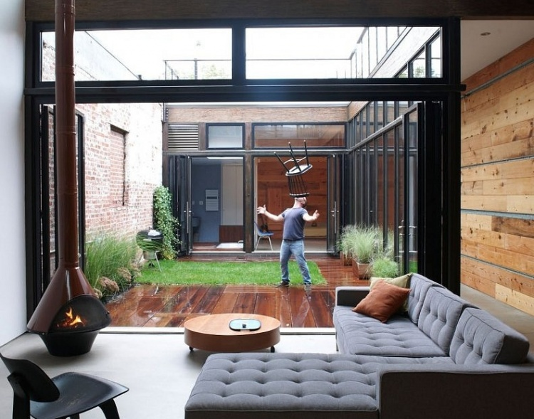 Courtyard Designs
