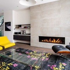 Living Room Lounge Chair Canada Stairs Designs Rox Residence By Shirley Meisels « Homeadore