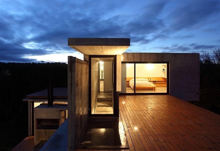 Casa En La Playa By BAK Arquitectos « HomeAdore