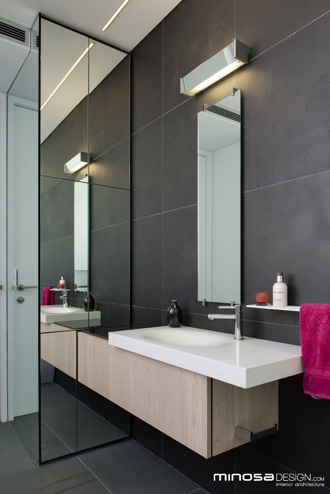 Long Narrow Bathroom
