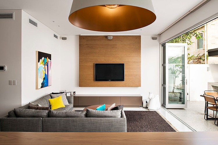 TED Addition by Mata Design Studio  HomeAdore