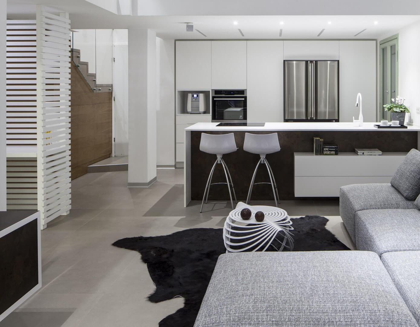 Urban Loft by BLV Design & Architecture  HomeAdore