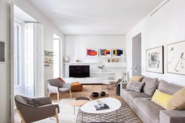 casa fotos ad living arte room