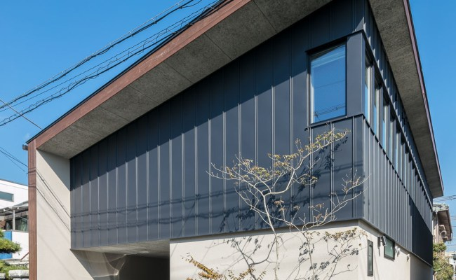002 Tarumi House Fujihara Architects Homeadore