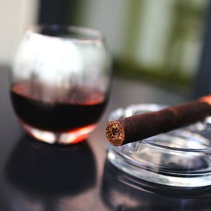 Photo of a Cigar