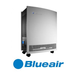 Graphic of Blueair Logo
