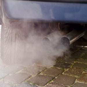 Photo of Car Exhaust Fumes