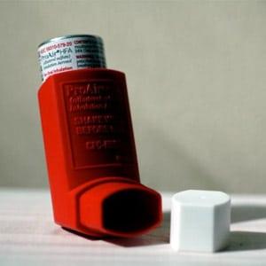 Photo of Asthma Inhaler