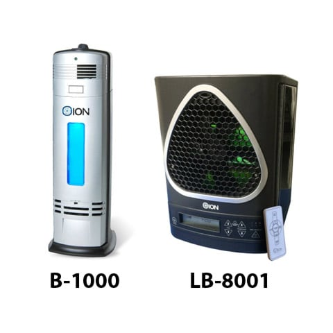Photo of O-ION Air Purifiers