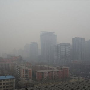 Photo of Bad Air Quality