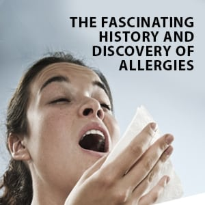 Photo of Person with Allergies