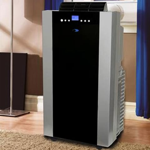 Photo of Portable Air Conditioner in Room
