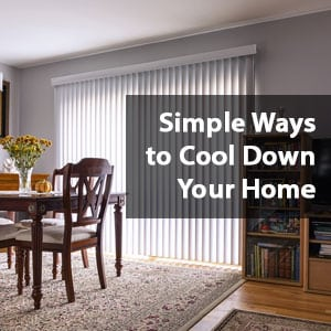 simple ways to cool down your home without using the air conditioner home air quality guides. Black Bedroom Furniture Sets. Home Design Ideas