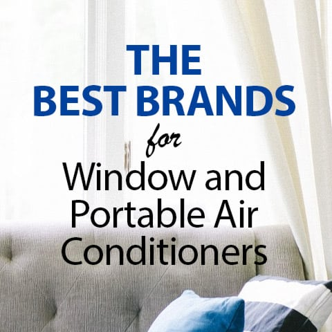 The Best Window and Portable Air Conditioner Brands and