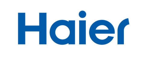 Graphic of Haier Logo
